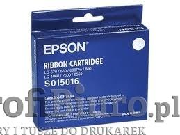 Taśma Epson S015262 Czarna do drukarek igłowych (Oryginalna)