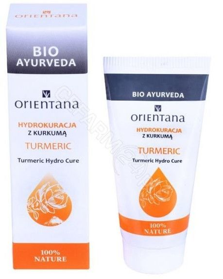 Orientana Turmeric Hydro Cure Hydrokuracja z kurkumą 30 g