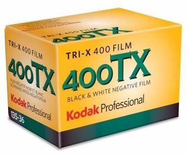 Film Kodak Tri-X 400 135/36
