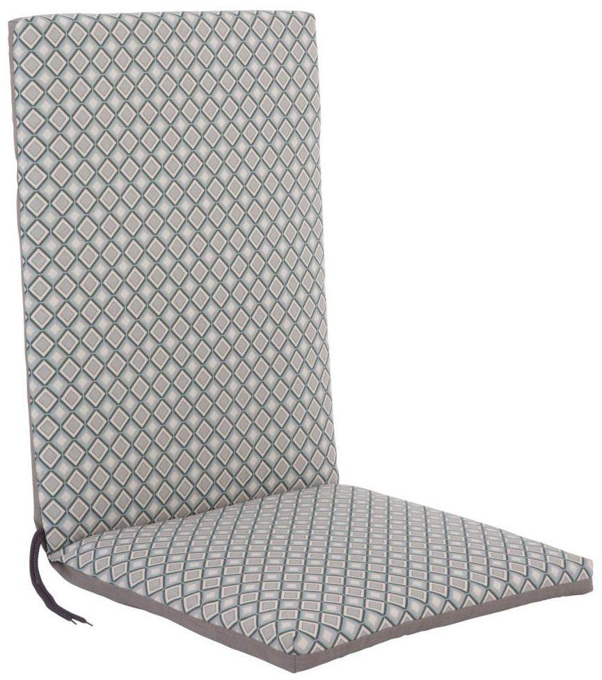 Poduszka na krzesło 44 x 107 x 4 cm CINO beżowa PATIO