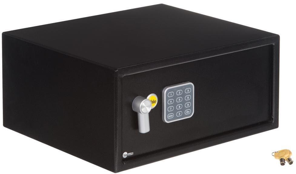 Sejf elektroniczny na laptopa YLC/200/DB1 z ALARMEM