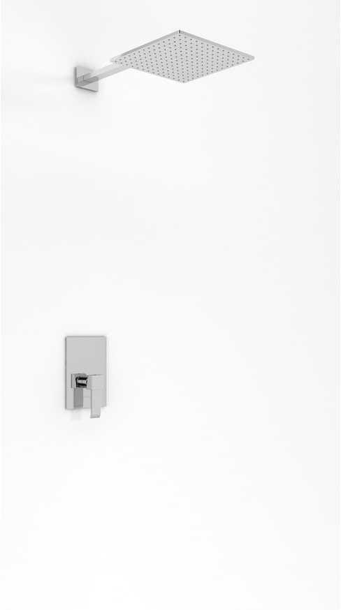 Kohlman zestaw prysznicowy podtynkowy QW220NQ30 AXIS