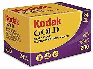 Film Kodak Gold 200 135/24
