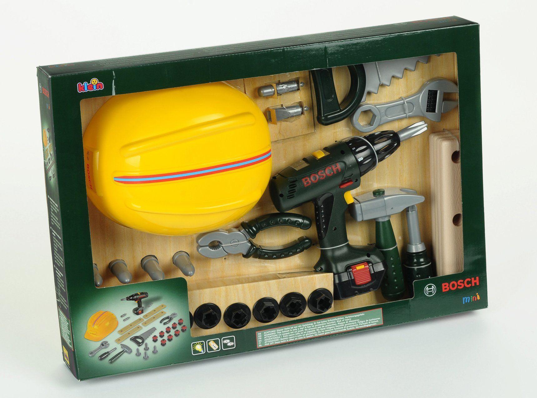 Theo Klein 8418  Bosch zestaw rzemieślników, zabawka