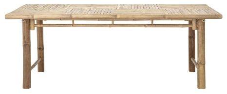 Tarasowy stół bambusowy Sole Bloomingville