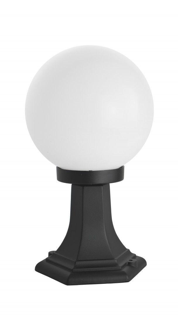 Lampa stojąca ogrodowa KULE CLASSIC K 4011/1/K 200 Czarny lub patyna IP43 - Su-ma Do -17% rabatu w koszyku i darmowa dostawa od 299zł !