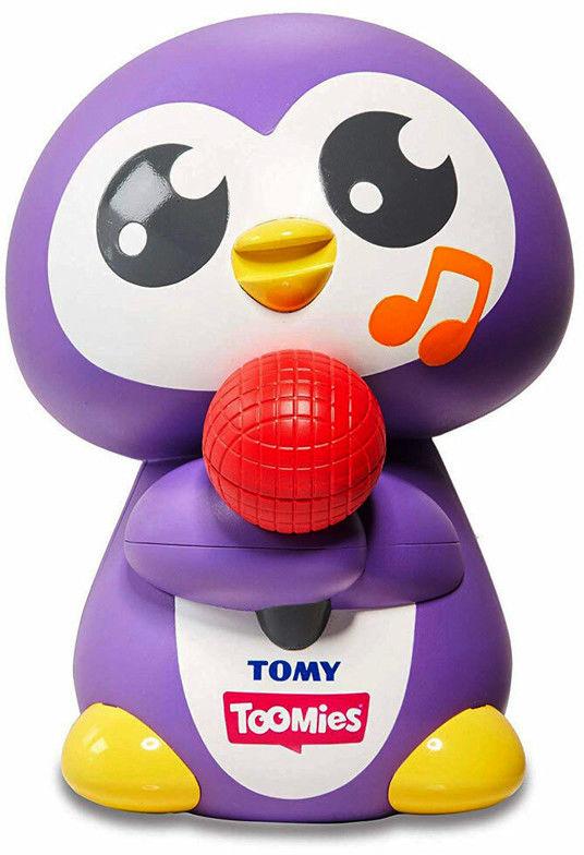 Tomy Toomies Kąpielowy Pingwin E72724