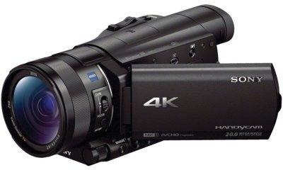 Sony FDR-AX100E HD 4K