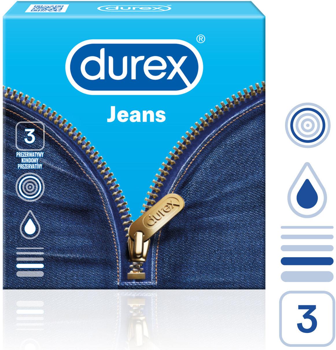 Durex Jeans 3 pack