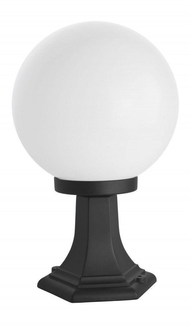 Lampa stojąca ogrodowa KULE CLASSIC K 4011/1/K 250 Czarny lub patyna IP43 - Su-ma Do -17% rabatu w koszyku i darmowa dostawa od 299zł !