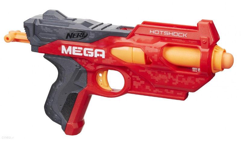 Hasbro - Nerf N-Strke Mega Hotshock B4969