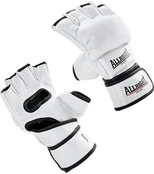 Rękawice MMA Allright PRO PU białe Rozmiar odzieży: M