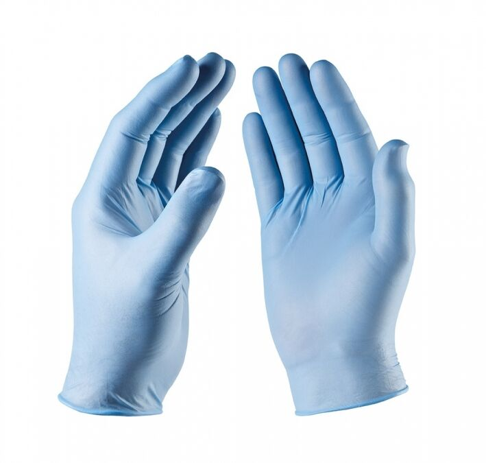 Rękawiczki VWR rozmiar L nitrylowe 100 szt.