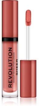 Makeup Revolution Sheer Brillant błyszczyk do ust odcień 107 RBF 3 ml