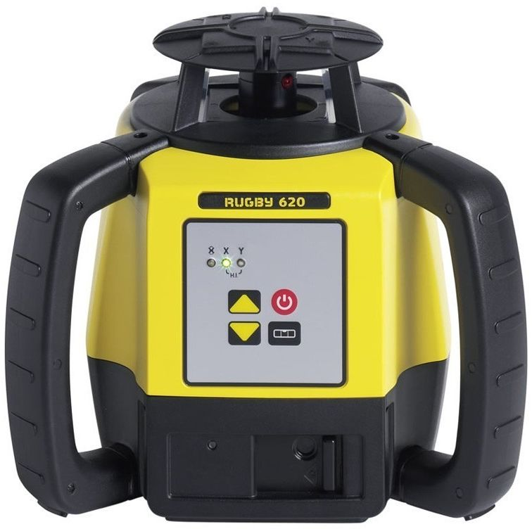 Niwelator laserowy Leica RUGBY 620, RE 160 Digital, Li-Ion