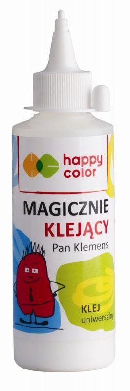 Klej uniwersalny Magicznie Klejący Pan Klemens Happy Color 5920-KLEJ-HC HC-3400-0100, Pojemność: 100 g