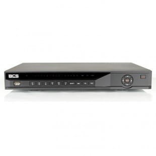Rejestrator BCS-NVR1602-4K-P-II