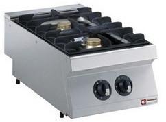 Kuchnia gazowa 2 palnikowa 11000W