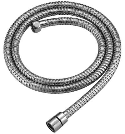 Omnires wąż prysznicowy mosiężny 175cm chrom 024-XCR