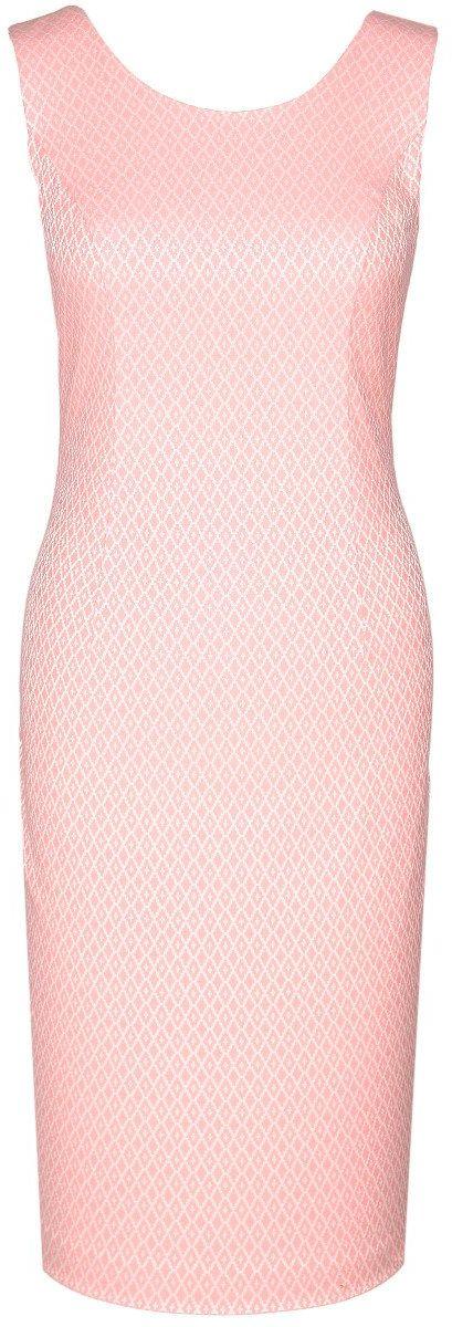 Sukienka FSU682 ŁOSOSIOWY
