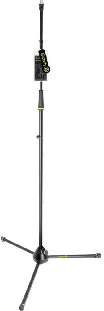 Gravity MS 43 - statyw mikrofonowy, Straight Microphone Stand With Folding Tripod Base