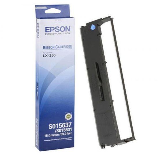 Taśma barwiąca EPSON C13S015637 do LX-350, LX-300 (C13S015637)