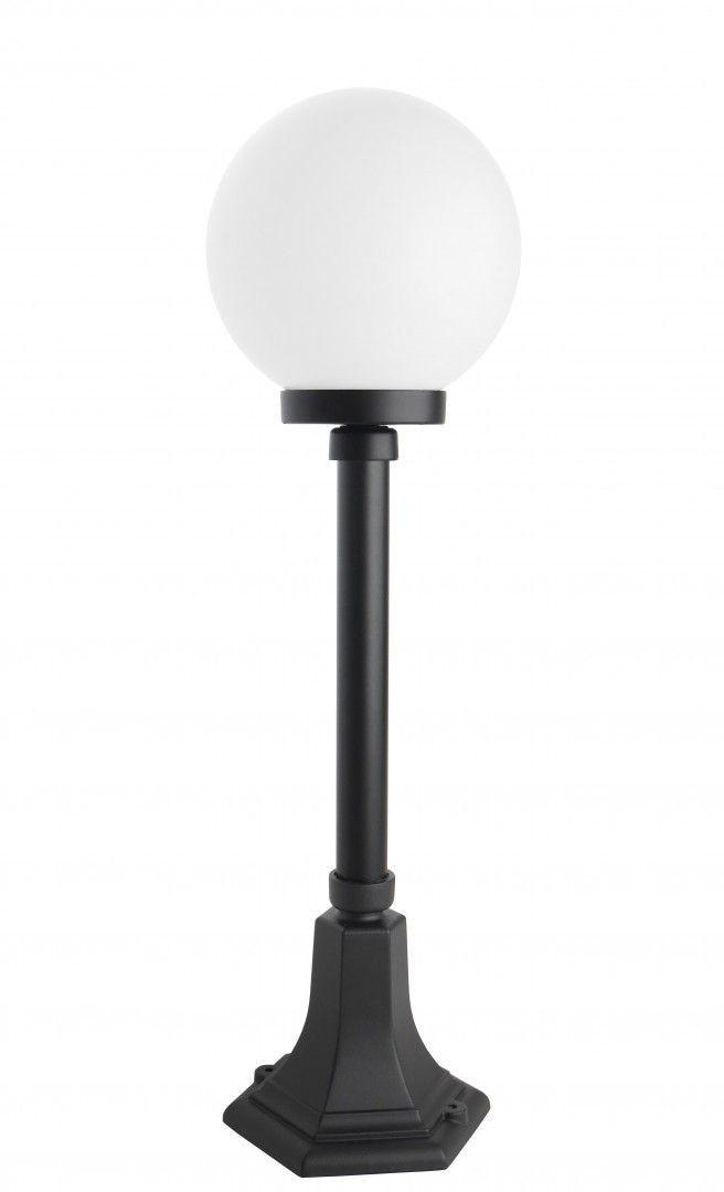 Lampa stojąca ogrodowa KULE CLASSIC K 5002/3/KP 200 Czarny lub patyna IP43 - Su-ma Do -17% rabatu w koszyku i darmowa dostawa od 299zł !