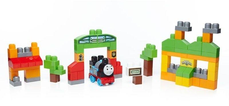Mega Bloks - Tomek i Przyjaciele Przygoda na wyspie DXH56