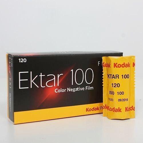 Film Kodak Ektar 100 120