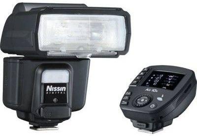 Zestaw lampa błyskowa Nissin i60A + Air10s Mikro 4/3