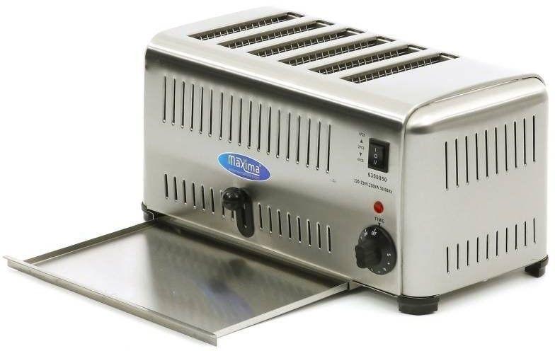 Toster Maxima na 6 kanapek MT-6 MAXIMA 09300050 09300050
