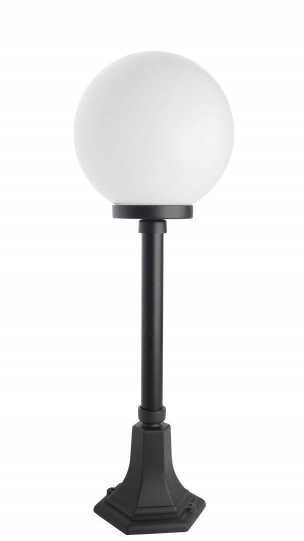 Lampa stojąca ogrodowa KULE CLASSIC K 5002/3/KP 250 Czarny lub patyna IP43 - Su-ma // Rabaty w koszyku i darmowa dostawa od 299zł !