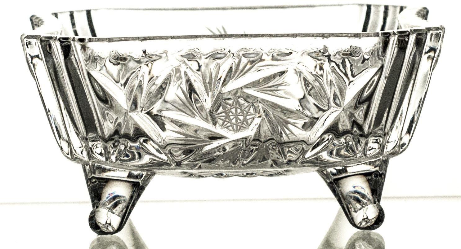 Owocarka kryształowa na nózkach (05964)