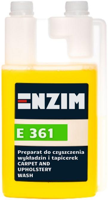 ENZIM E361 Preparat do czyszczenia wykładzin i tapicerek