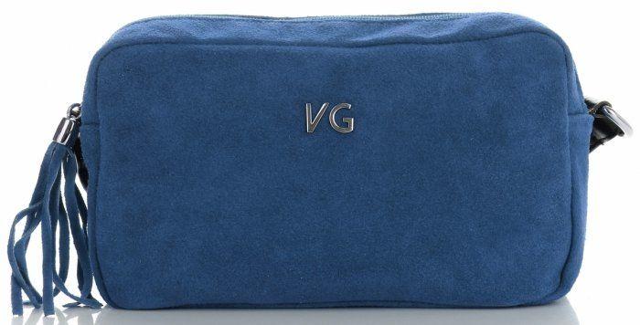 Torebki Skórzane Listonoszki firmy Vittoria Gotti Jeans (kolory)