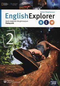 English Explorer New 2 gimnazjum podręcznik 2015