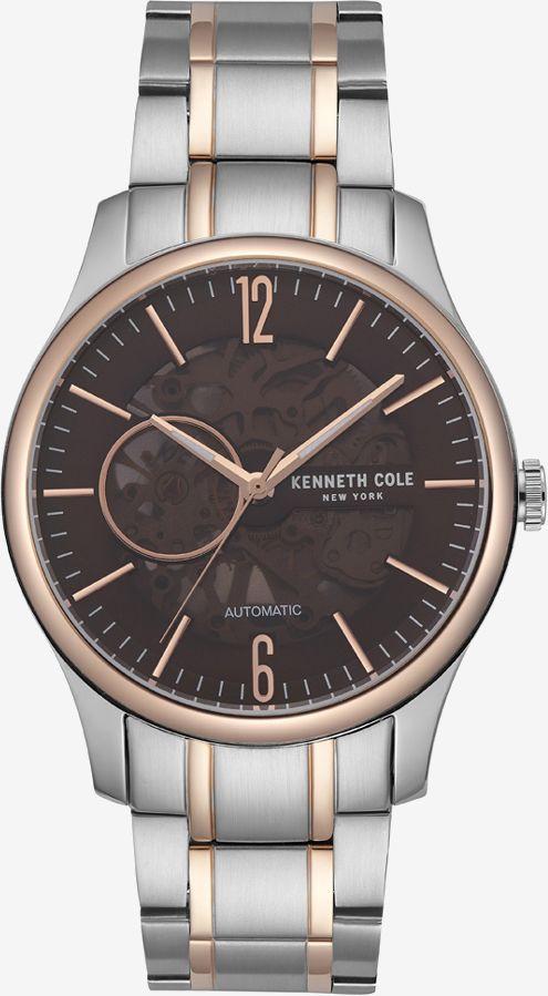 Kenneth Cole New York KC50224004 Męski zegarek automatyczny