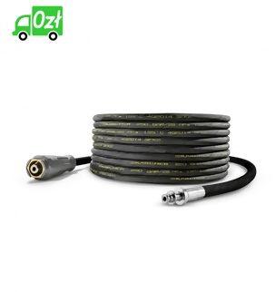 Wąż 15m (DN 6) EASY!LOCK 250bar do HD/HDS, Karcher Wąż wysokociśnieniowy standardowy 15 m Karcher