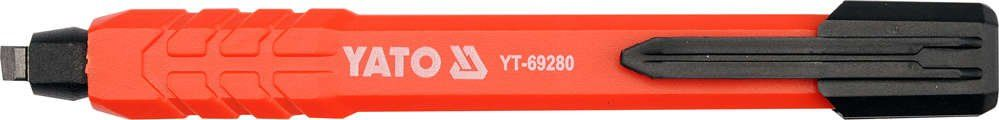 Ołówek stolarski / murarski automatyczny Yato YT-69280 - ZYSKAJ RABAT 30 ZŁ