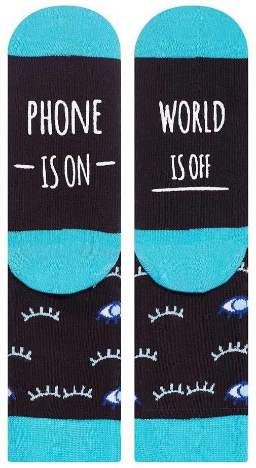 Skarpety SOXO życiowe instrukcje - Phone