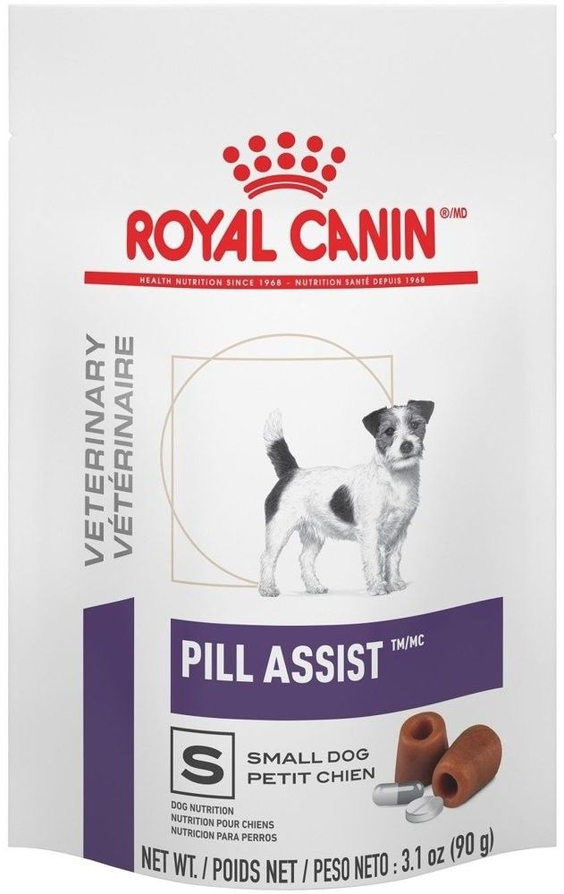 ROYAL CANIN Pill Assist Small Dog 0,09kg/ w opakowaniu 30 kieszonek na tabletkę