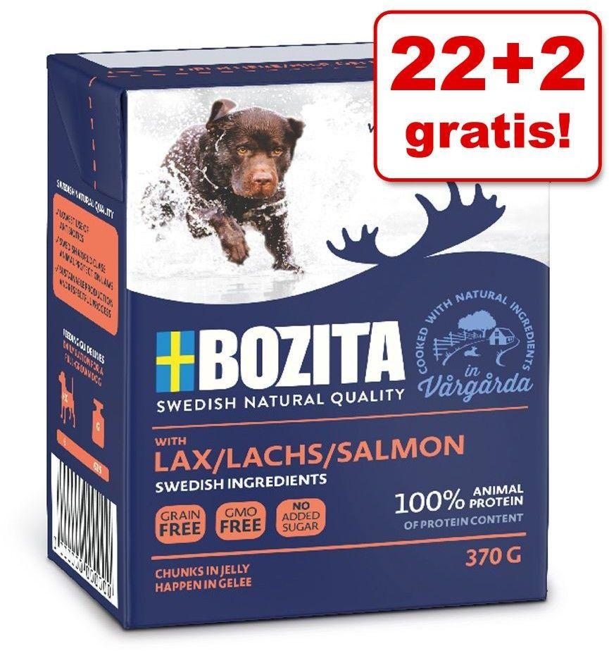 Bozita 370g Łoś