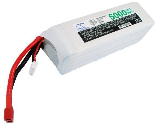 5000mAh 92.50Wh Li-Polymer 18.5V 5S 35C (Cameron Sino)
