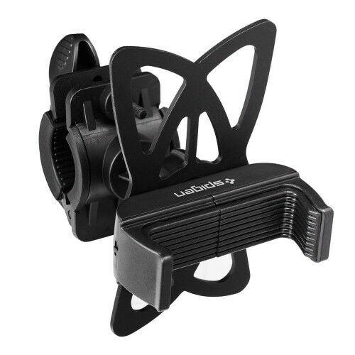 Uchwyt rowerowy Spigen Velo Bike Mount Holder A250 (51-89mm), czarny