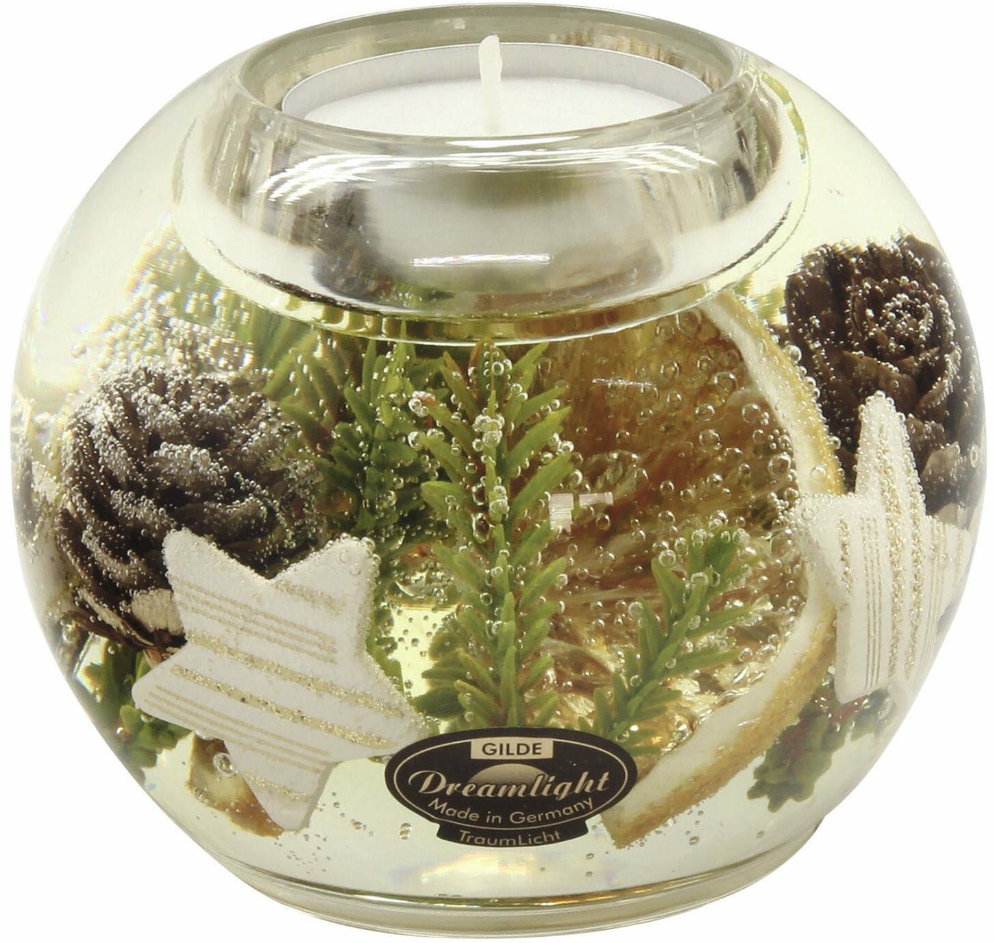 Dreamlight, świecznik na t-light Mercur Advent