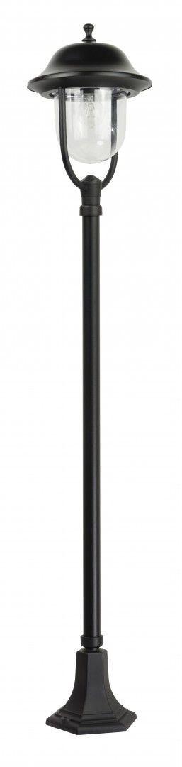 Lampa stojąca ogrodowa Prince K 5002/1/O Czarny lub patyna IP43 - Su-ma Do -17% rabatu w koszyku i darmowa dostawa od 299zł !