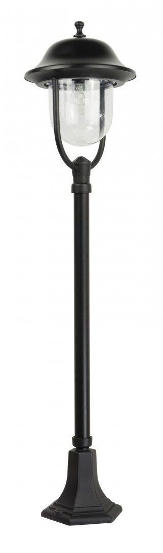 Lampa stojąca ogrodowa Prince K 5002/2/O Czarny lub patyna IP43 - Su-ma Do -17% rabatu w koszyku i darmowa dostawa od 299zł !
