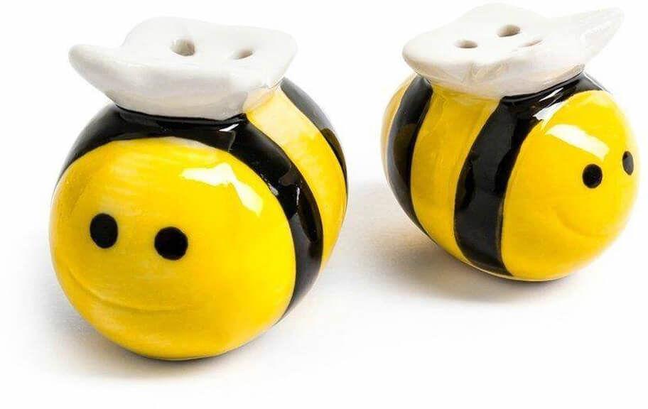Solniczka i pieprzniczka Pszczółki