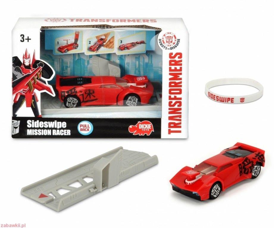 Transformers Mission Racer Sideswipe 203112002