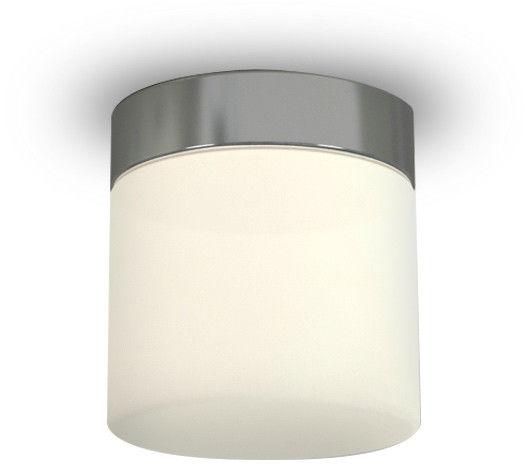 Plafon Lir AZ2068 AZzardo oprawa łazienkowa biały chrom
